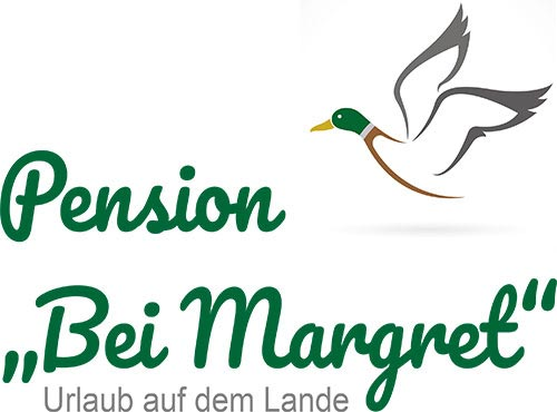 Logo Pension Margret 2019